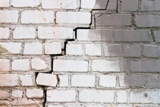 Cracks In Brick Mortar